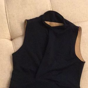 Yoga athletic double lined top